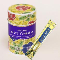 金箔入りコーヒーかなざわ物語(缶入)