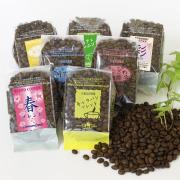 【送料無料】ブレンドコーヒーおまかせ7種セット