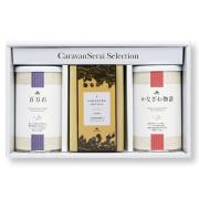 金沢ブレンドコーヒー2種&金澤ロワイヤルブランデーケーキギフト