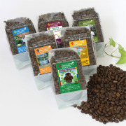 おまかせコーヒーセットストレート6種