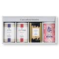 【春のおすすめギフト】春ブレンド入りブレンドコーヒー3種&金澤ロワイヤルブランデーケーキギフト