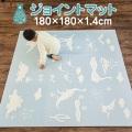 ジョイントマット180×180×1.4cm パーク