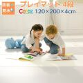 Caraz TheSun  ザ・サン プレイマット 4段 Jelly 120×200×4cm