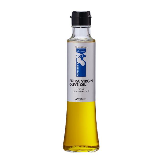 ギリシャ産 エキストラバージンオリーブオイル ブレンド(コロネイキ種&マナキ種)