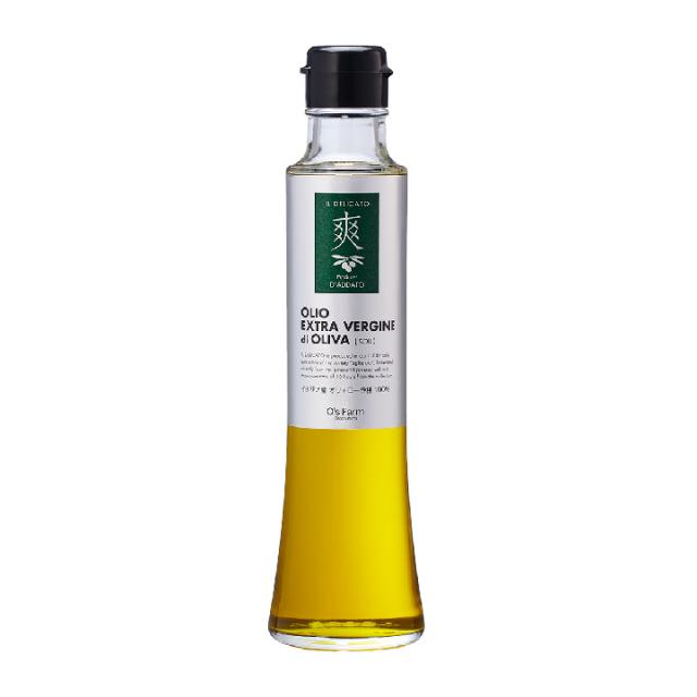 イタリア産 エキストラバージンオリーブオイル 【爽】オリャローラ種100%