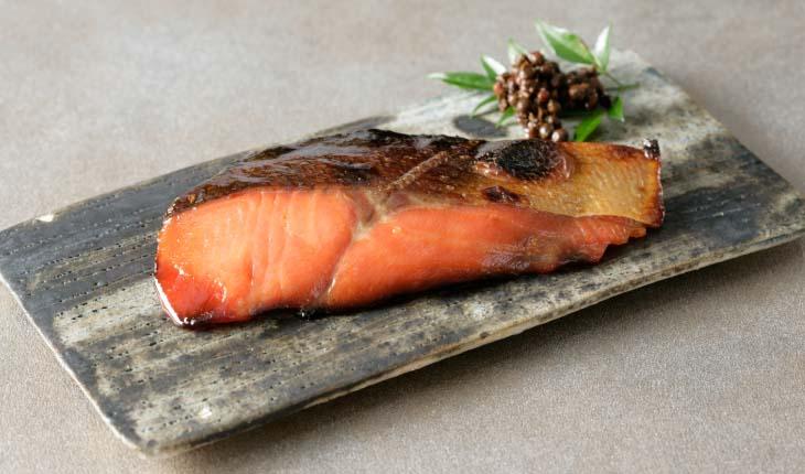 紅鮭 西京漬け