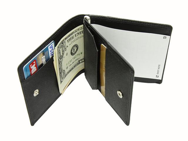 カルトラーレ メモできる二つ折り財布