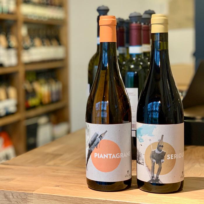 フリウリの赤白ワインセット