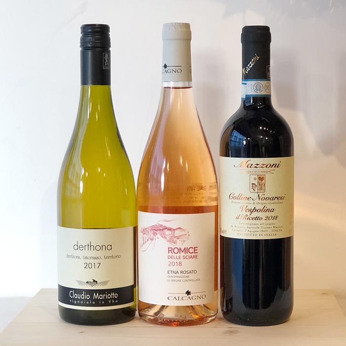 イタリア土着品種ワインセット