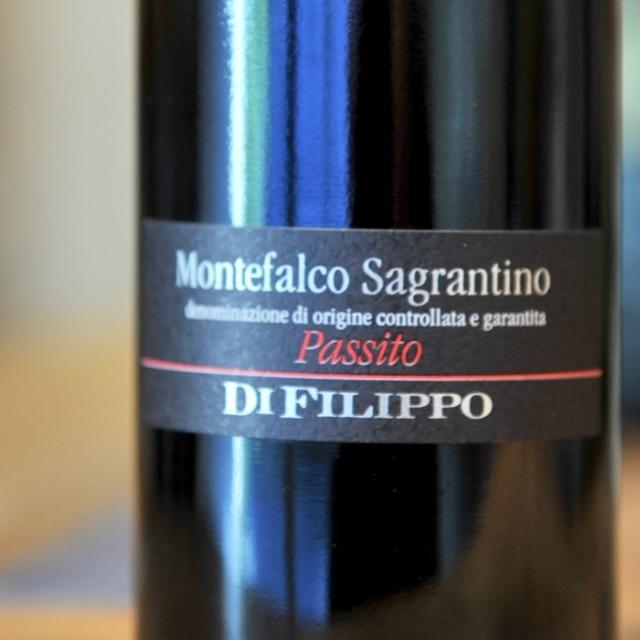 モンテファルコサグランティーノのパッシート