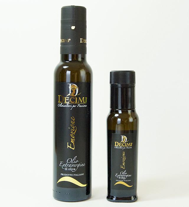 イタリア産エクストラバージンオリーブオイル「エモツィオーネ」