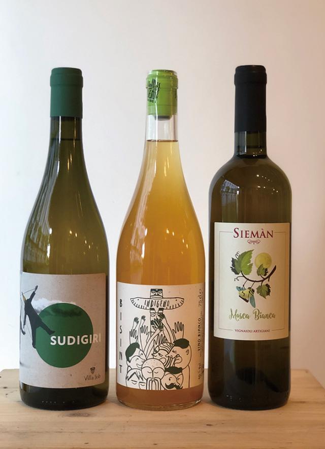 7月の自然派ワインセット