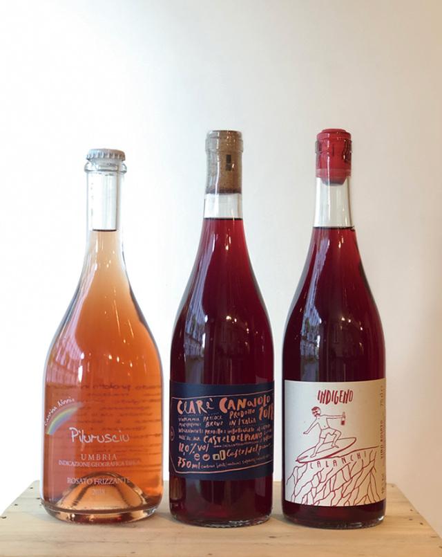 9月の自然派スパークリングワインセット