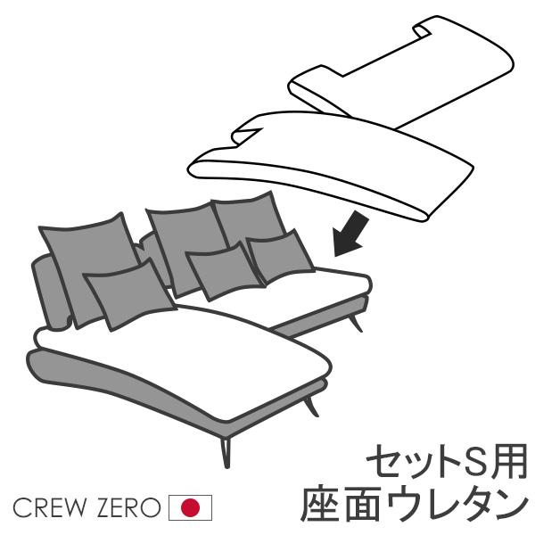 クルー・ゼロ用ウレタンSET-S 幅190cm