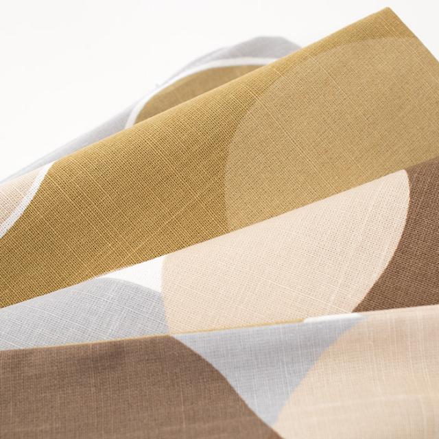 マラガ malaga の生地を日本で縫製