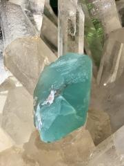 アトランティス・ブルー・カルセドニー(アクアプレーズ)・原石 AQP027