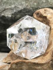 ブラジル産多面体水晶(12面体)・レインボウ DDC003