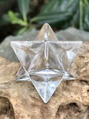 バイア産レムリアンシード・マカバスター水晶 MKB007