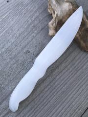 モロッコ産セレナイト・ナイフ MSN004