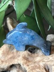 ブラジル産トロレアイト(トロール石)イルカ TRO009