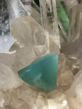 アトランティス・ブルー・カルセドニー(アクアプレーズ)・原石 AQP021