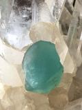 アトランティス・ブルー・カルセドニー(アクアプレーズ)・原石 AQP025