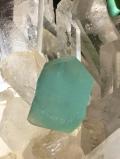 アトランティス・ブルー・カルセドニー(アクアプレーズ)・原石 AQP026