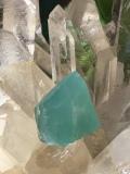 アトランティス・ブルー・カルセドニー(アクアプレーズ)・原石 AQP028