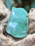 アトランティス・ブルー・カルセドニー(アクアプレーズ)・原石 AQP046