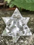 アステロイド水晶(小星型十二面体) ASQ006