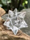バイア産レムリアンシード・アステロイド水晶(小星型十二面体) ASQ008