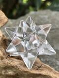 バイア産レムリアンシード・アステロイド水晶(小星型十二面体) ASQ011