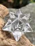 バイア産レムリアンシード・アステロイド水晶(小星型十二面体) ASQ012
