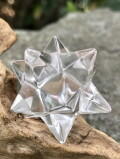 バイア産レムリアンシード・アステロイド水晶(小星型十二面体) ASQ013