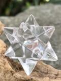 バイア産レムリアンシード・アステロイド水晶(小星型十二面体) ASQ014