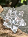 バイア産レムリアンシード・アステロイド水晶(小星型十二面体) ASQ015