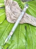 クリスタルワンド(クリアクォーツ、ハーキマーダイアモンド) CHW033