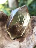 南アフリカ・シャバザイン鉱山天然シトリン(ダブルターミネイテッド) CIT027