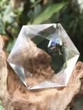 ブラジル産多面体水晶・六芒星 HXG006