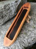糸島産松 香立て(舟型)MAT001