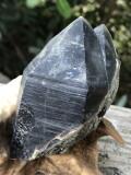 チベット産モリオン原石 MOR012