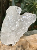 リシケシ水晶(Melu鉱山)グウィンデルアイスクリスタル・シータ RIS005