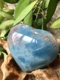 ブラジル産トロレアイト(トロール石)ハート TRO035