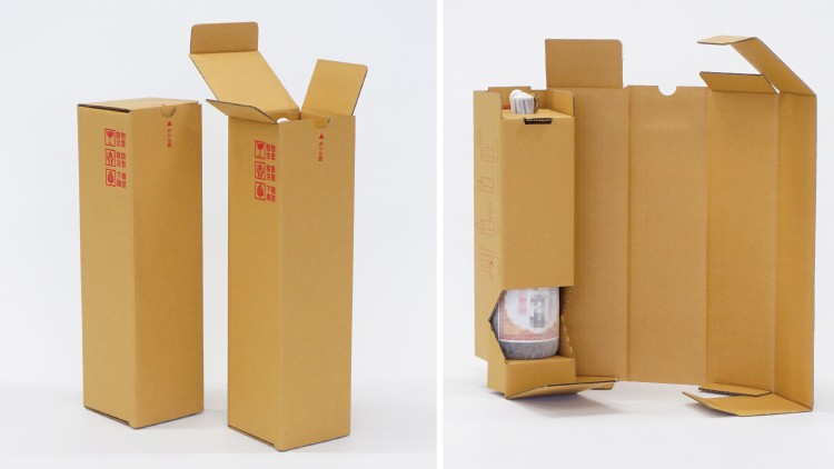 一升瓶輸送箱 メイン