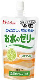 水分補給!!お水のゼリー メロン味(120g) 145円★【ケース販売/40個入】