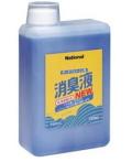 ポータブルトイレ用消臭液 ブルー1L