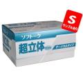 ユニ・チャームソフトーク超立体マスクサージカルタイプ大きめサイズ50枚入り【ケース販売/12個入】