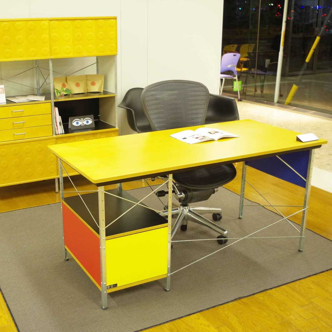 【USED品】Herman Miller ハーマンミラー Eames Desk Unit イームズデスクユニット 右ファイル