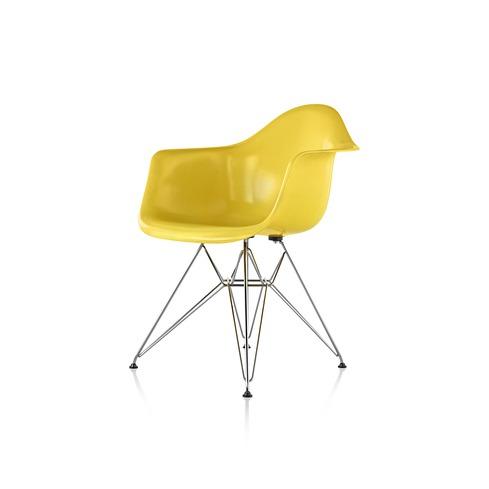 【ハーマンミラー正規販売店】イームズファイバーグラスアームチェア ワイヤーベース DFAR Eames Molded Fiberglass Arm Chair