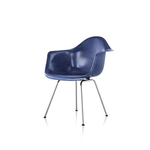 【ハーマンミラー正規販売店】イームズファイバーグラスアームチェア 4レッグベース DFAX Eames Molded Fiberglass Arm Chair
